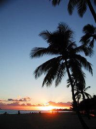 ハワイアラモアナビーチ