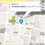 Google Maps API jQuery Pluginを書いてみた